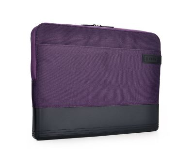"EVOL 13.3"" Core Water Resistant Laptop Sleeve Coated Polyester"