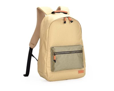 "EVOL 15.6"" Laptop Backpack Polyester & Coated Canvas"