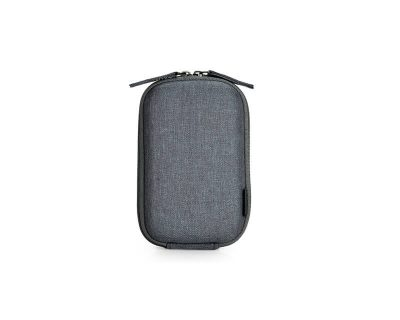 EVOL EVOL Brunswick Small Digital Camera Case Granite Herringbone Herringbone-Poly