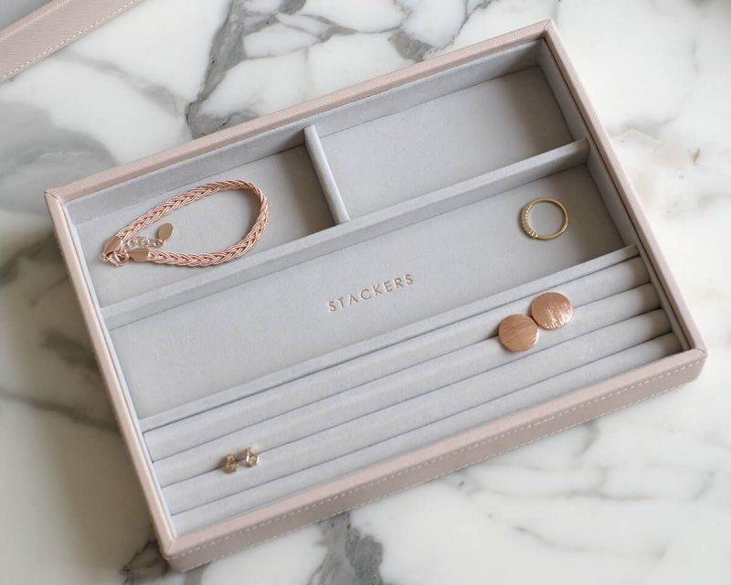 Blush Classic Ring/Bracelets Layer
