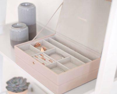 Blush Classic Jewellery Box