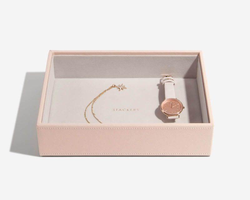 Blush Classic Chunky Jewellery Layer