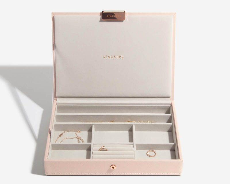 Blush Classic Jewellery Box Lid