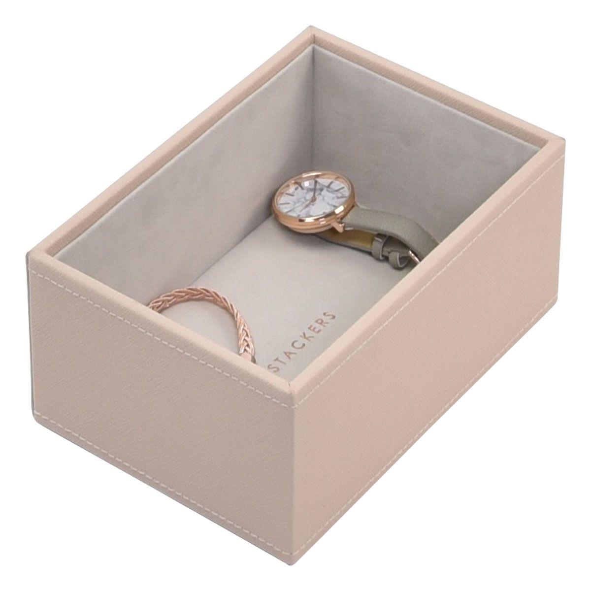 Blush Mini Watch/Accessories Layer
