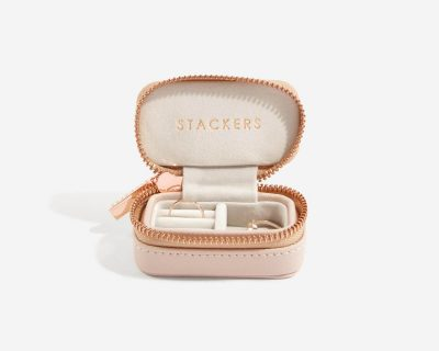 Blush Petite Travel Jewellery Box