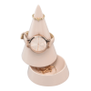Blush Pink Cone Jewellery Peak 3
