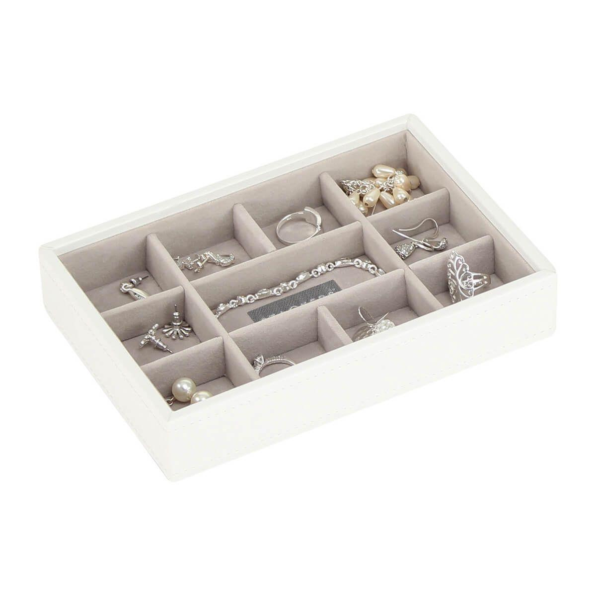 White Mini Small Trinkets Layer